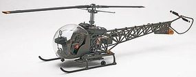 Revell-Monogram Bell H-13H 2n1 Plastic Model Helicopter Kit 1/35 Scale #855313