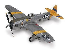 Revell-Monogram P-47N Thunderbolt Plastic Model Airplane Kit 1/48 Scale #855314
