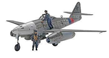 Revell-Monogram Messerschmitt Me 262 A-1a -- Plastic Model Airplane Kit -- 1/48 Scale -- #855322