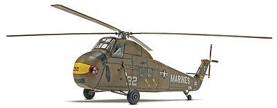 Revell-Monogram Marine UH-34D -- Plastic Model Helicopter -- 1/48 Scale -- #855323
