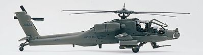Revell-Monogram AH-64 Apache -- Plastic Model Helicopter Kit -- 1/48 Scale -- #855443