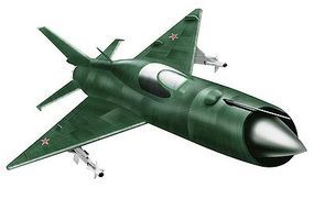 Revell-Monogram MiG 21PF Plastic Model Airplane Kit 1/48 Scale #855482