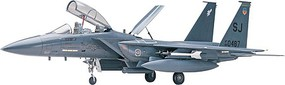 Revell-Monogram F15E Strike Eagle Aircraft Plastic Model Airplane Kit 1/48 Scale #855511