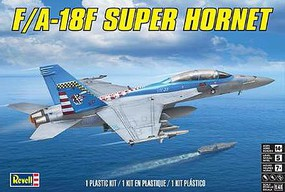 Revell-Monogram F/A-18F Super Hornet Plastic Model Airplane Kit 1/48 Scale #855532