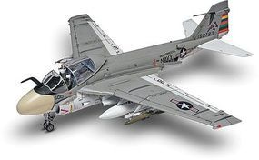 Revell-Monogram A-6E Navy Attack Bomber Plastic Model Airplane Kit 1/48 Scale #855626