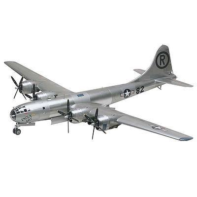 Revell-Monogram B-29 Superfortress -- Plastic Model Airplane Kit -- 1/48 Scale -- #855718