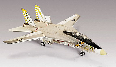 Revell-Monogram F-14A Tomcat Plastic Model Airplane Kit 1/48 Scale #855803