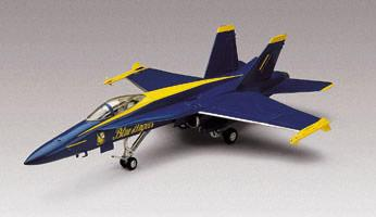 Revell-Monogram 1/48 F-18 Hornet Blue Angel