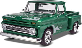 Revell-Monogram 1965 Chevy Stepside Pickup 2'n1 Plastic Model Truck Kit 1/25 Scale #857210