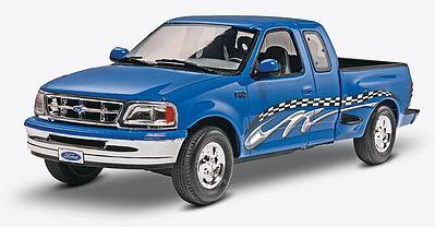 Revell Monogram  Ford F Xlt Plastic Model Truck Kit