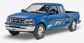 Revell-Monogram 1997 Ford F150 XLT Plastic Model Truck Kit 1/25 Scale #857215