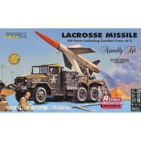 Revell-Monogram Lacross Missile Plastic Model Military Vehicle Kit 1/32 Scale #857824