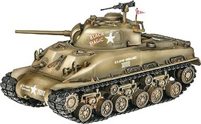 Revell-Monogram M-4 Sherman Tank Plastic Model Military Vehicle Kit 1/35 Scale #857864