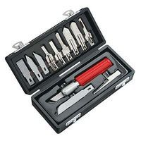 Revell-Monogram Woodcarving Knife Set