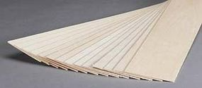 Revell-Monogram Basswood Sheet 1/16x3x24 (15)