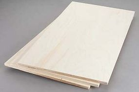 Revell-Monogram Birch Plywood 9mm 3/8x12x24 (3)