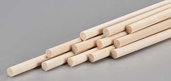 Wood Dowel 3/16x12 (12)
