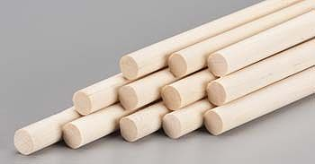 Wood Dowel 3/8x12 (12)