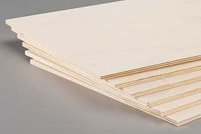 Revell-Monogram Model Plywood 1/4x12x24 (6)