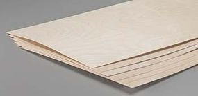 Revell-Monogram Model Plywood 1/32x12x48 (6)