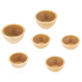 Revell-Monogram 77-1003 School Project Accessory Bowls