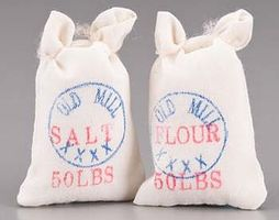 Revell-Monogram 77-1012 School Project Accessory Flour/Salt Sacks