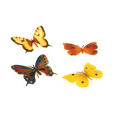 Revell-Monogram 77-1102 School Project Accessory Butterflies