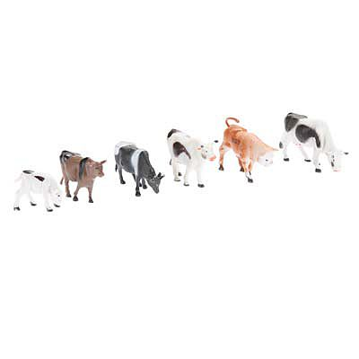 Revell-Monogram 77-1103 School Project Accessory Cows