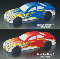 Revell-Monogram EZ Body Stock Car A Pinewood Derby Decal and Finishing #y8637