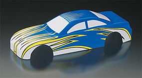Revell-Monogram EZ Body Stock Car B