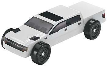 Revell-Monogram Ford F-150 SVT Raptor Racer Kit -- Pinewood Derby Car -- #y9418