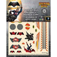 Revell-Monogram Batman Dawn of Justice Peel/Stick Decal Sheet