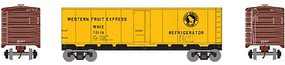 Roundhouse HO 40 Steel Reefer, GN #70116
