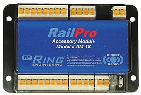 Ring RailPro Acsy Module/Sound