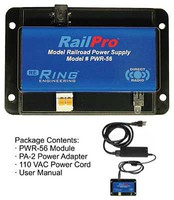 Ring RailPro Power Supply 56W