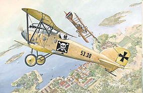 Roden 1/72 Albatros D III Oeffag s53 German BiPlane Fighter