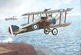 Roden 1/72 Sopwith Camel 2F1 Royal AF Fighter