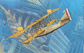 Roden 1/72 Curtiss H16 Navy Flying Boat BiPlane