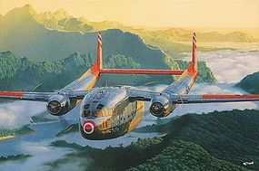 Roden 1/144 C-119C Flying Boxcar