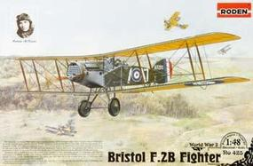 Roden Bristol F.2B Fighter Plastic Model Airplane Kit 1/48 Scale #rd0425