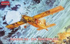 Roden Fairchild AU-23A Peacemaker Plastic Model Airplane Kit 1/48 Scale #rd0439