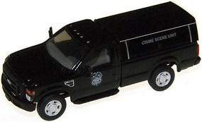 RiverPoint F350 XL SRW Crime Unit HO-Scale