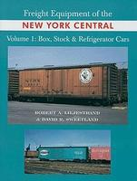 Railroad-Press Freight Equip NYC