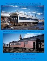 Railroad-Press Pass Cars New England
