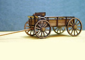 RS-Laser O HORSE DRAWN FARM WAGON