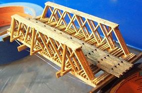 RS-Laser N 55SPAN TRUSS BRIDGE