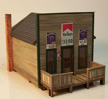 RS-Laser Toms Country Store Kit N Scale Model Railroad Building #3038