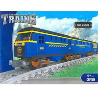 RRtrainblocks Express Locomotive Train 832