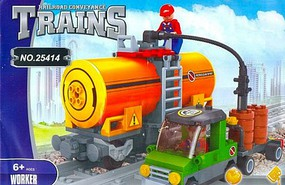RRtrainblocks Train Mobile Gas 199p