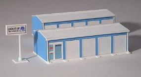 Railtown 2-Un Self-Storage Faclty HO-Scale